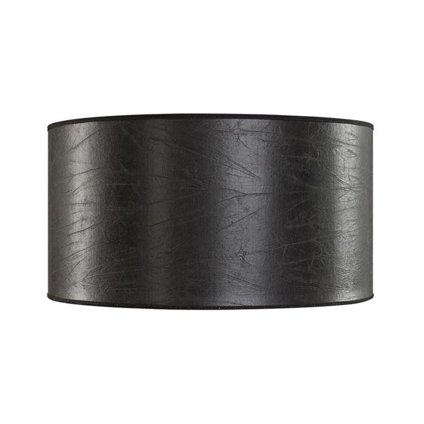 CYLINDER M Leather Black