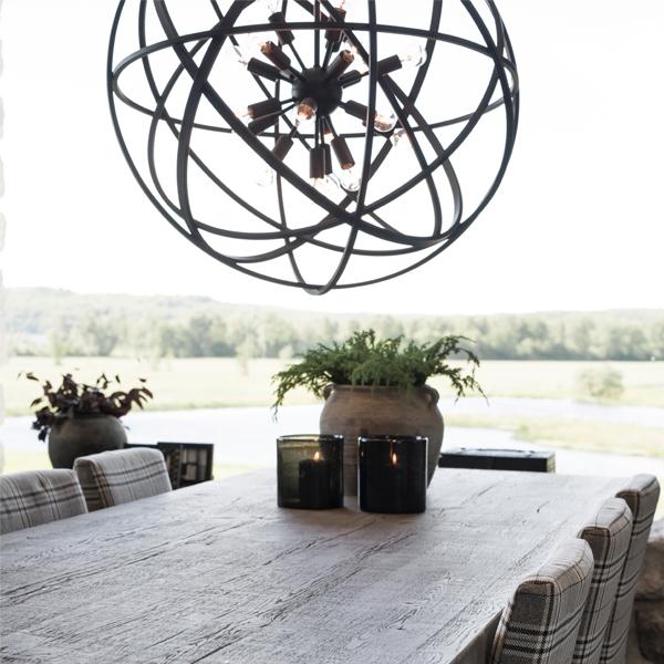 NEST Ceiling lamp miljöbild taklampa Artwood