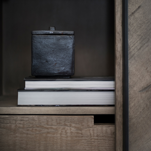VANCOUVER Cabinet Pebbles grey miljöbild 2