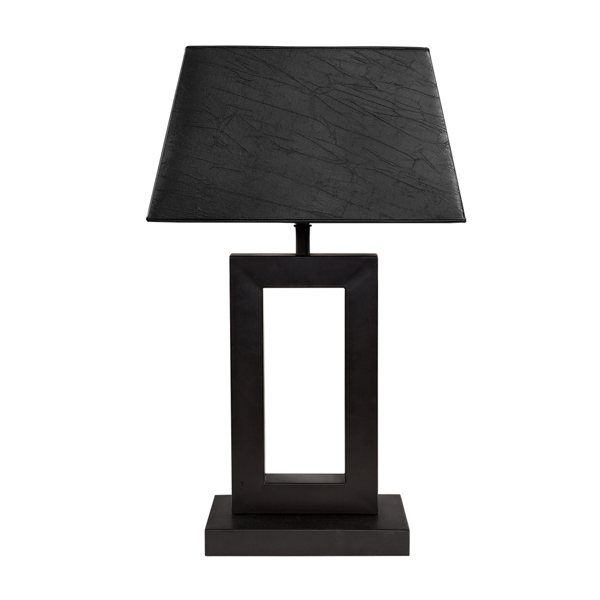 AREZZO Table lamp black