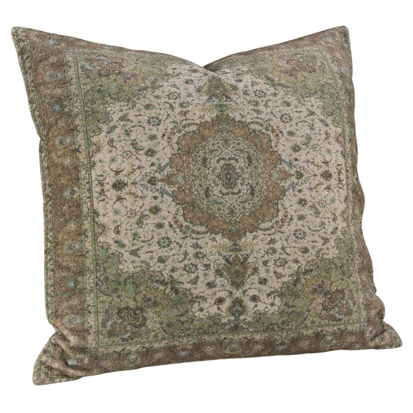 ARIANNA PAISLY OLIVE Cushioncover 50x50