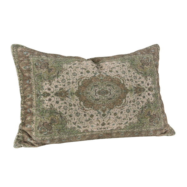 ARIANNA PAISLY OLIVE Cushioncover 60x40