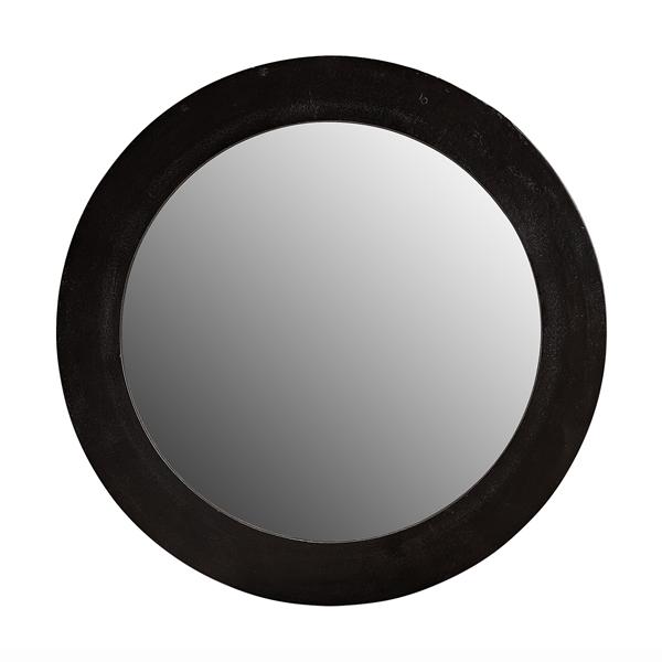 ENYA Mirror round black
