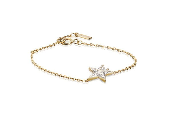 Catch A Falling Star Stars Bracelet 14-101-01405(1)