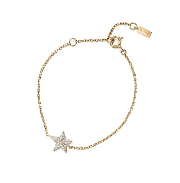 Catch A Falling Star Stars Bracelet 14-101-01405(2)