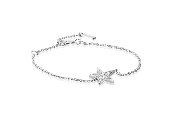Catch A Falling Star Stars Bracelet 14-102-01405(1)