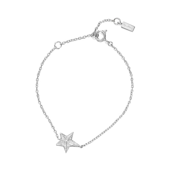 Catch A Falling Star Stars Bracelet 14-102-01405(2)