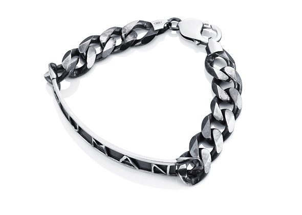 Human Chain Bracelet 14-100-00263(2)