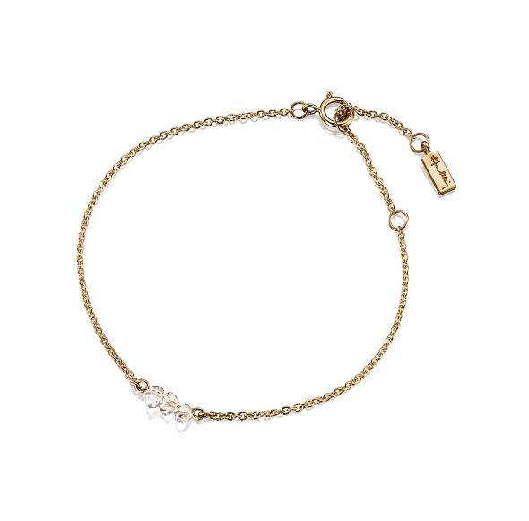 I Love Me Herkimer Bracelet  14-101-01089(2)