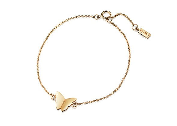Little Miss Butterfly Bracelet 14-101-01013(2)