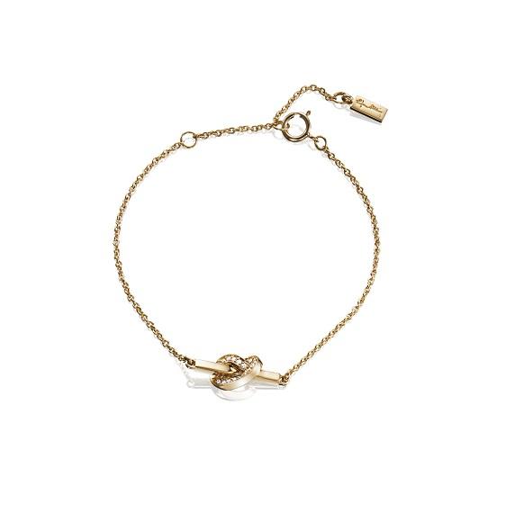 Love Knot & Stars Bracelet 14-101-01301(2)