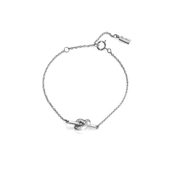 Love Knot & Stars Bracelet 14-102-01301(2)
