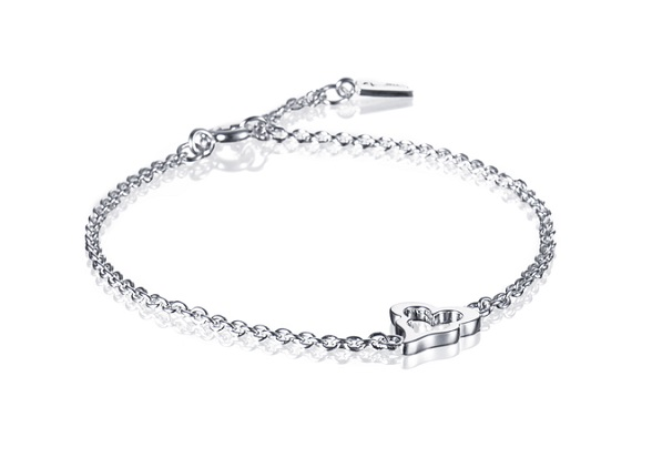 Mini Crazy Heart Bracelet 14-100-00872(1)