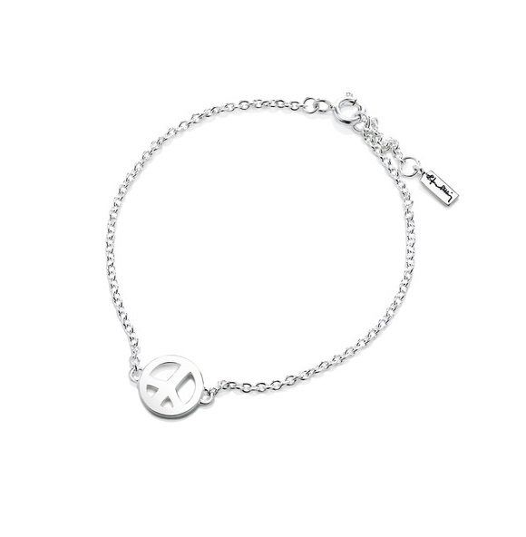 Mini Peace Bracelet 14-100-00569(2)