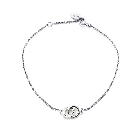 Mini Twosome Bracelet 14-102-00571(2)