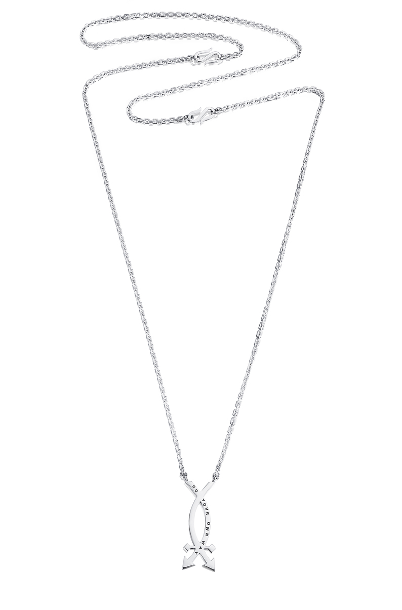 Go Your Own Way Necklace 10-100-00963(1)