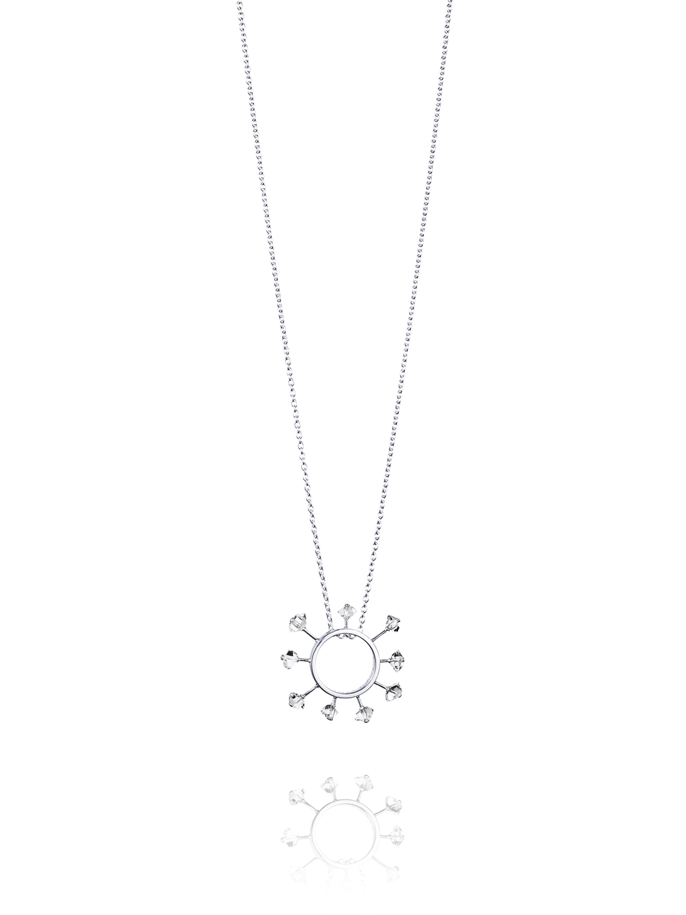 Here Comes The Sun Necklace 10-100-01061(2)