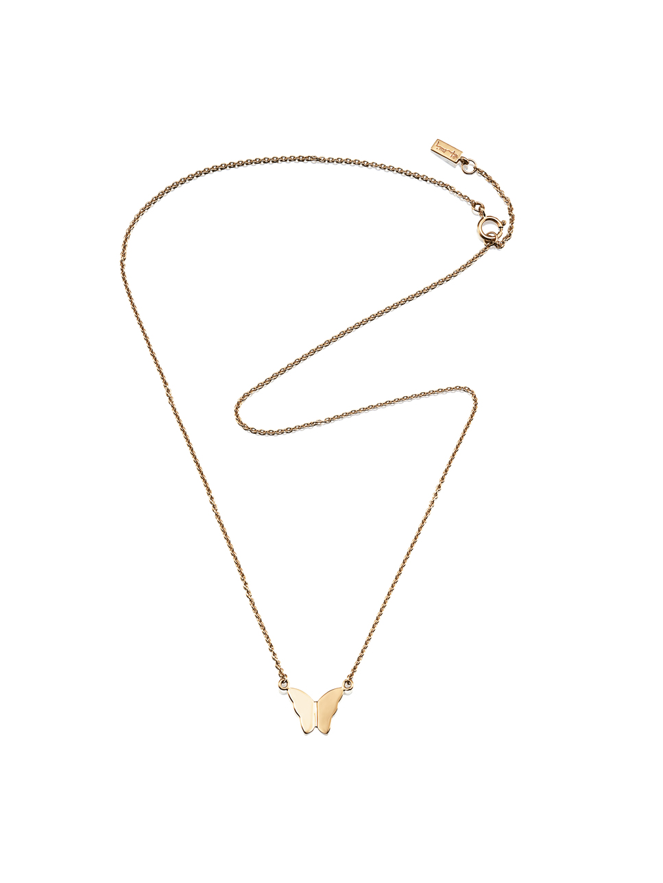 Little Miss Butterfly Necklace 10-101-01017(1)