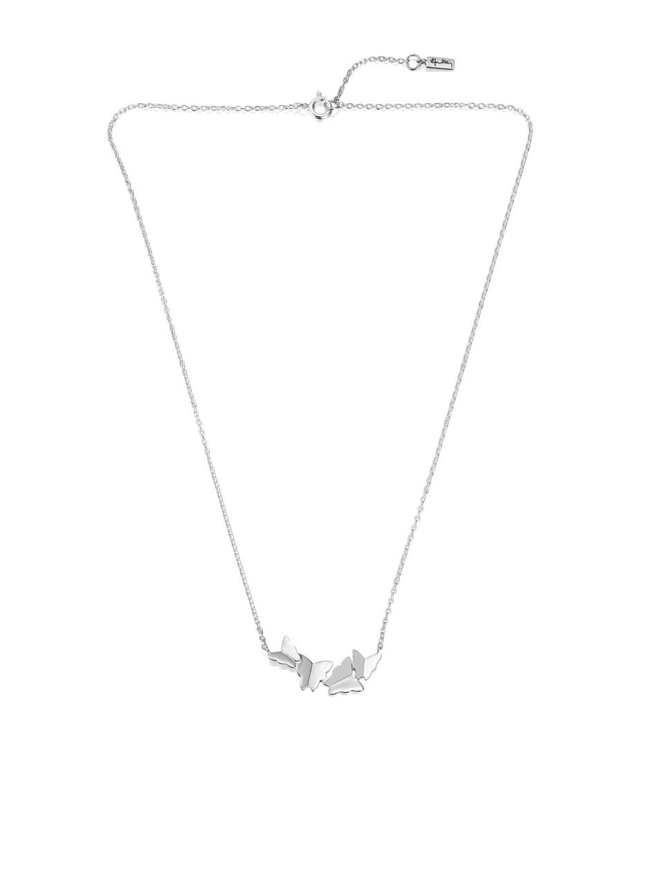 Little Miss Butterfly Necklace II 10-100-01349(1)