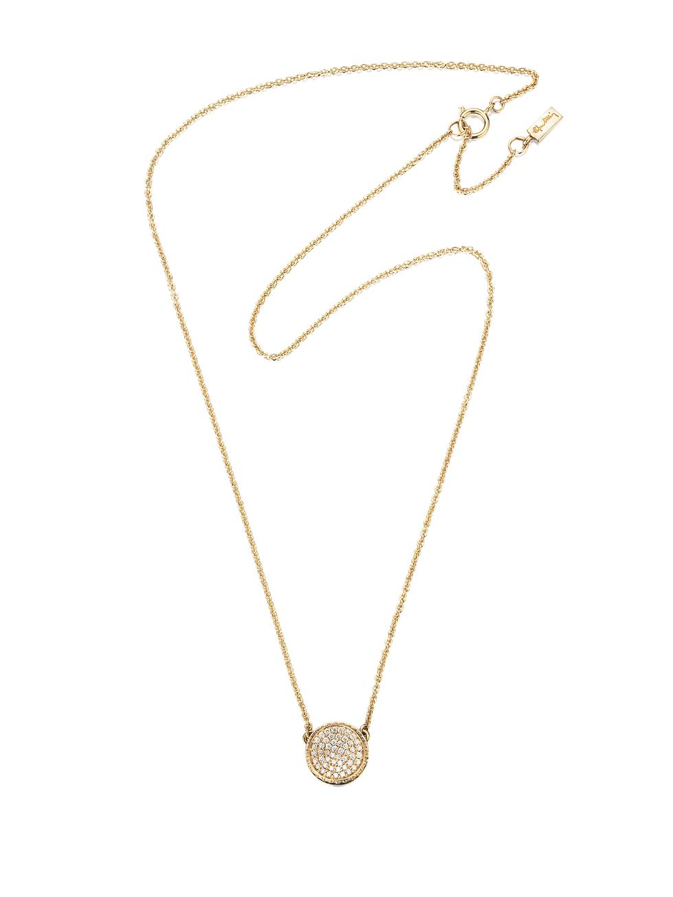 Love Bowl Necklace 10-101-00975(1)