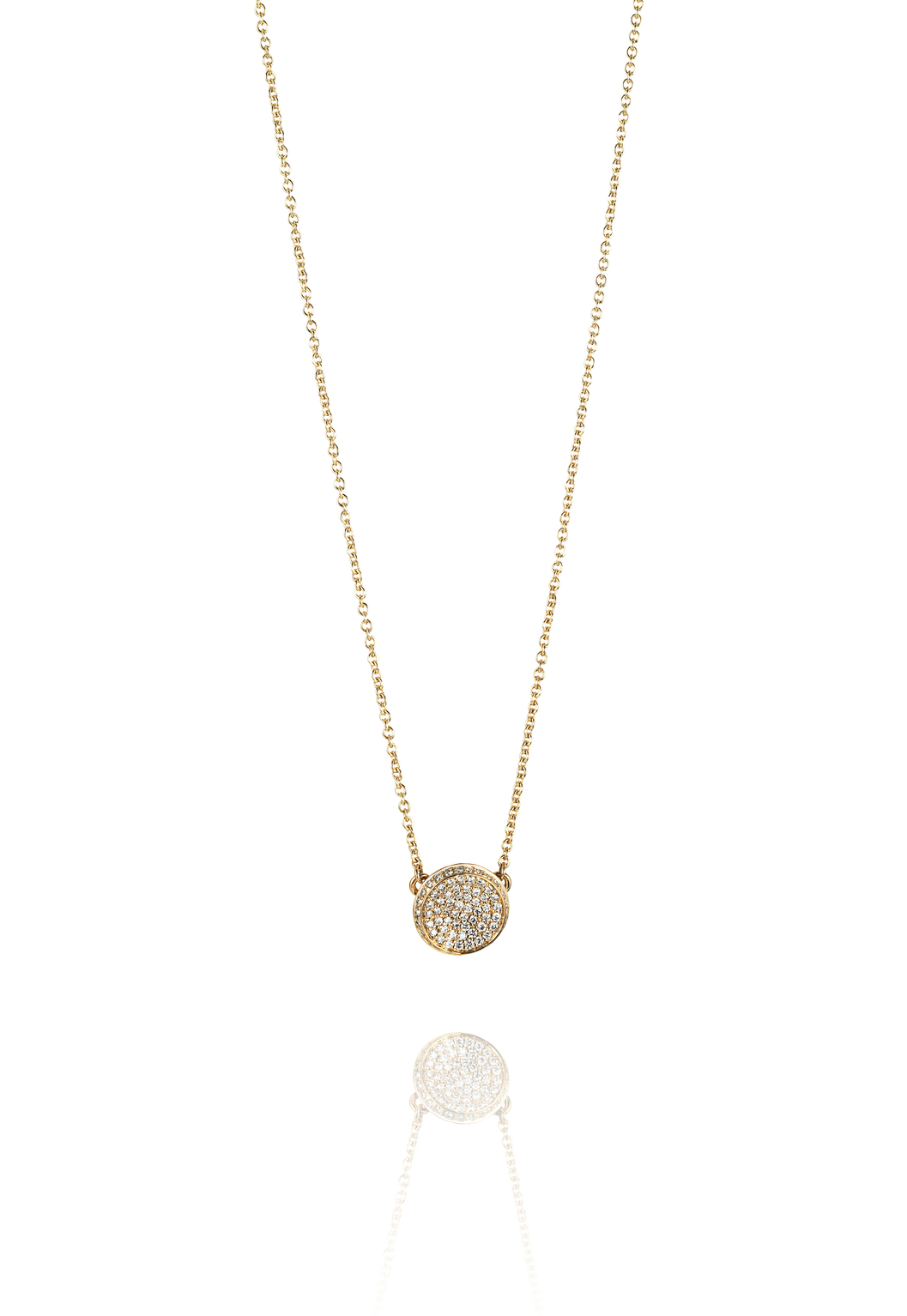 Love Bowl Necklace 10-101-00975(2)
