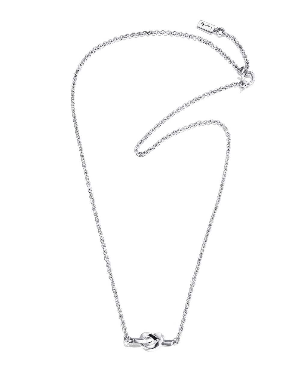 Love Knot Necklace 10-100-00966(1)