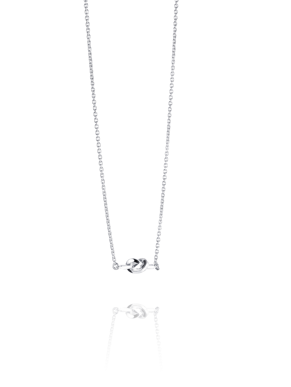 Love Knot Necklace 10-100-00966(2)