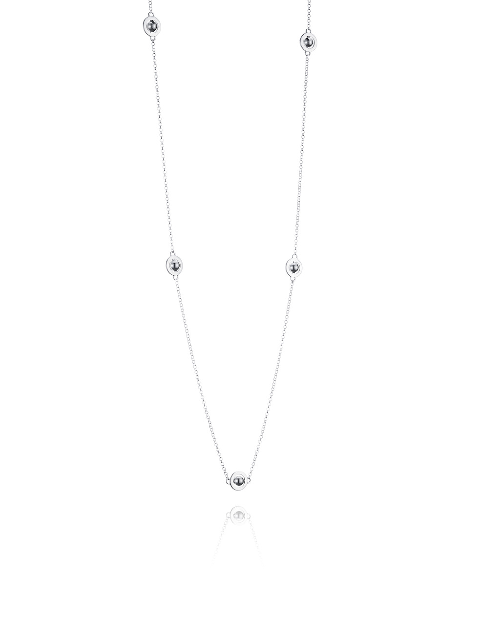 Mini 7 Planets Necklace 10-100-00567(2)