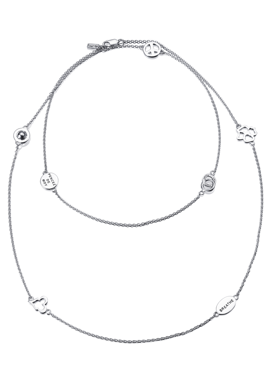 Mini Family Necklace 10-100-00874(1)
