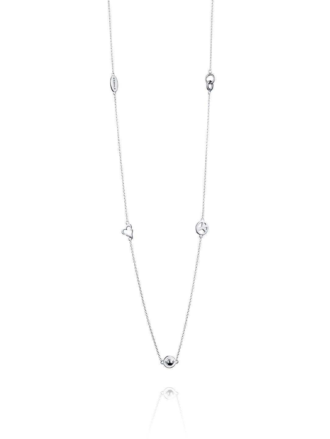 Mini Family Necklace 10-100-00874(2)