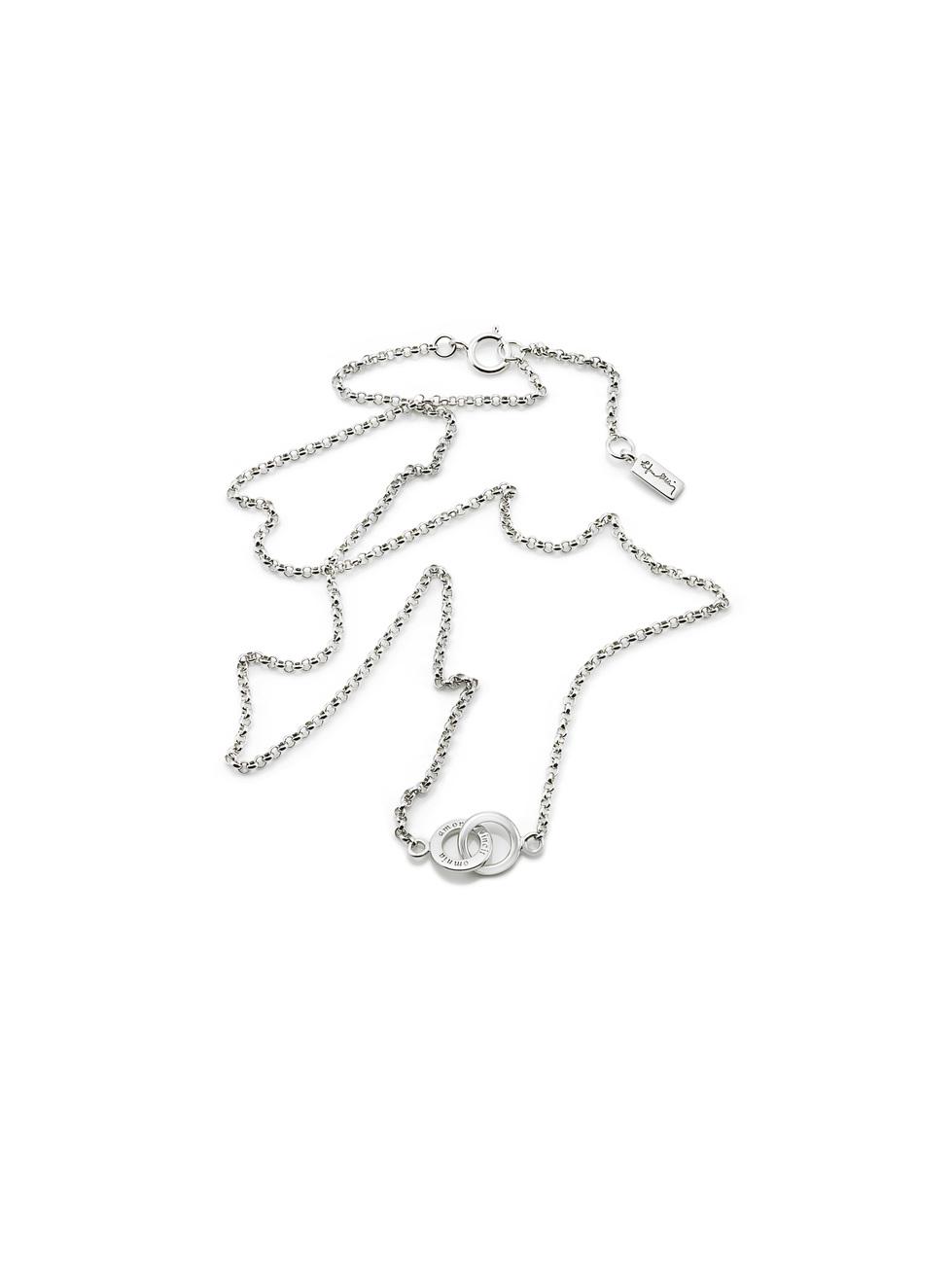 Mini Twosome Necklace 10-102-00565(1)