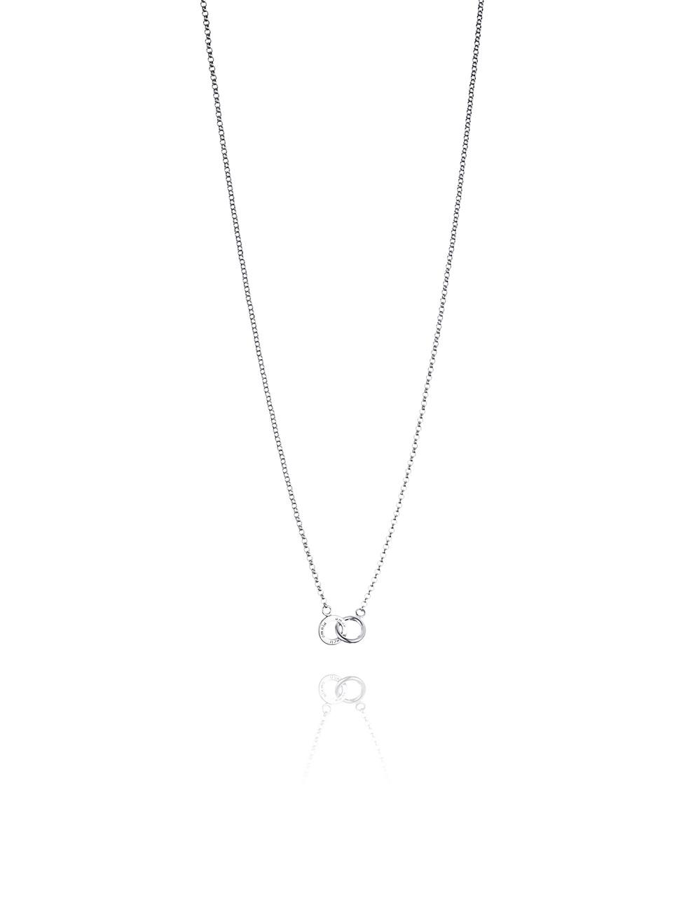 Mini Twosome Necklace 10-102-00565(2)