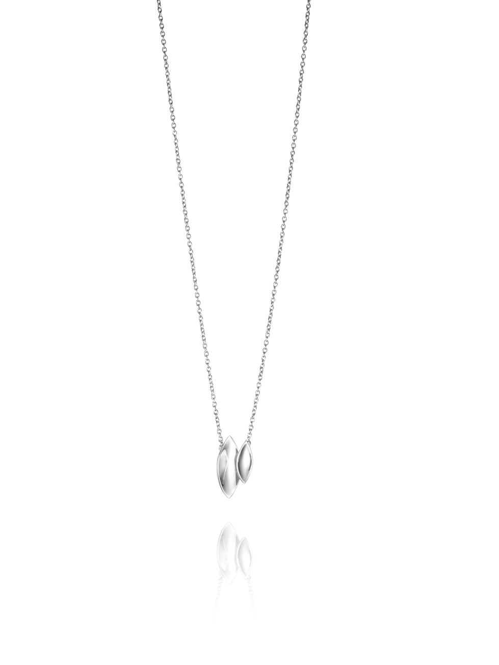 Navette Necklace 10-100-01412(2)