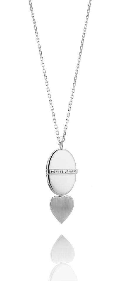 Pencez De Moy Heart Locket 11-100-00794(3)