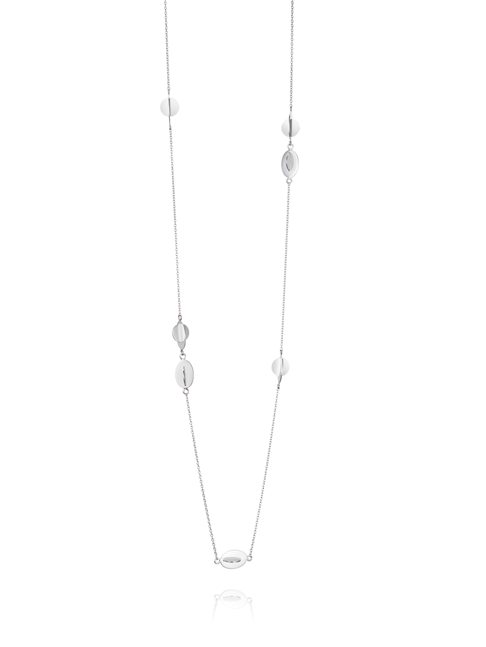 Reflections Long Necklace 10-100-01288(2)