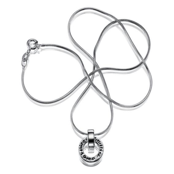 Ring Around Pendant - Amor Vincit Omnia 11-100-00488(1)