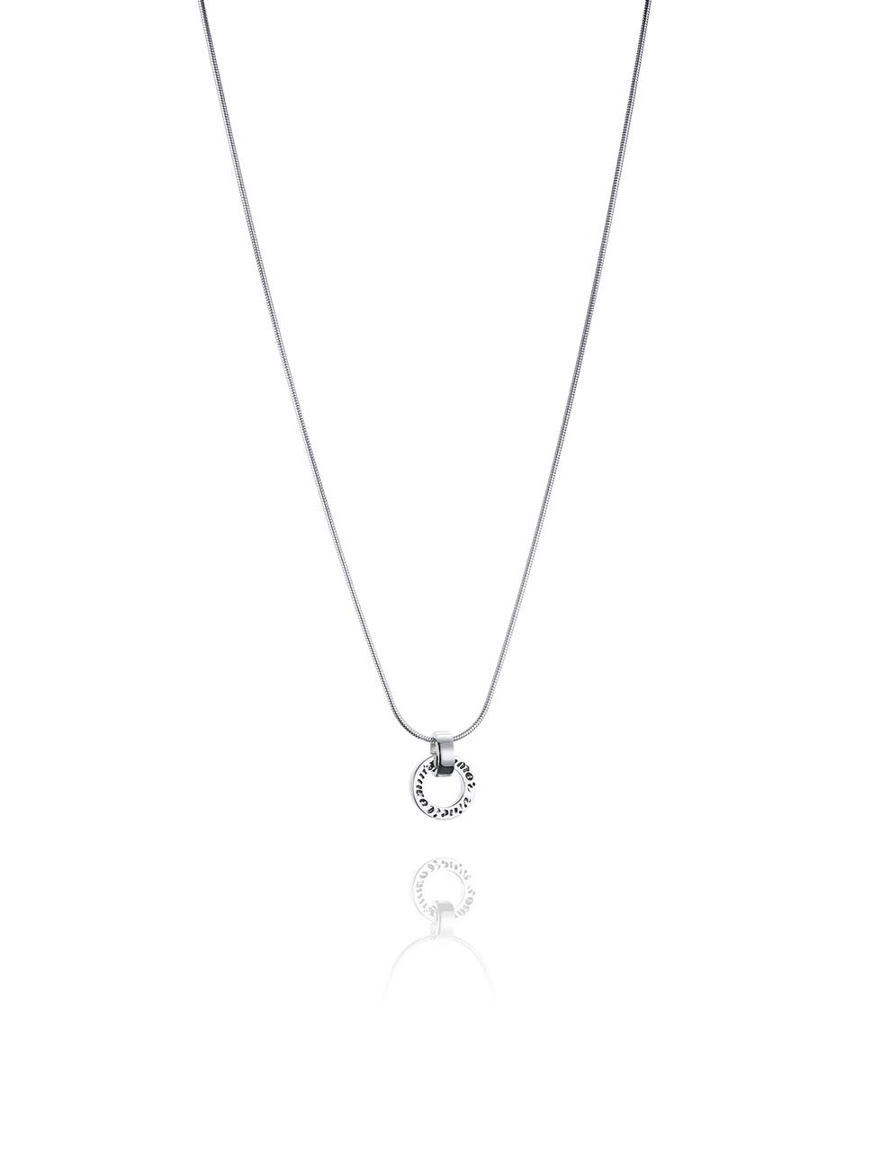 Ring Around Pendant - Amor Vincit Omnia 11-100-00488(2)