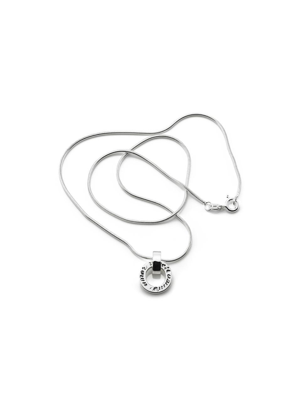 Ring Around Pendant - Amor Vincit Omnia 11-100-00488(3)