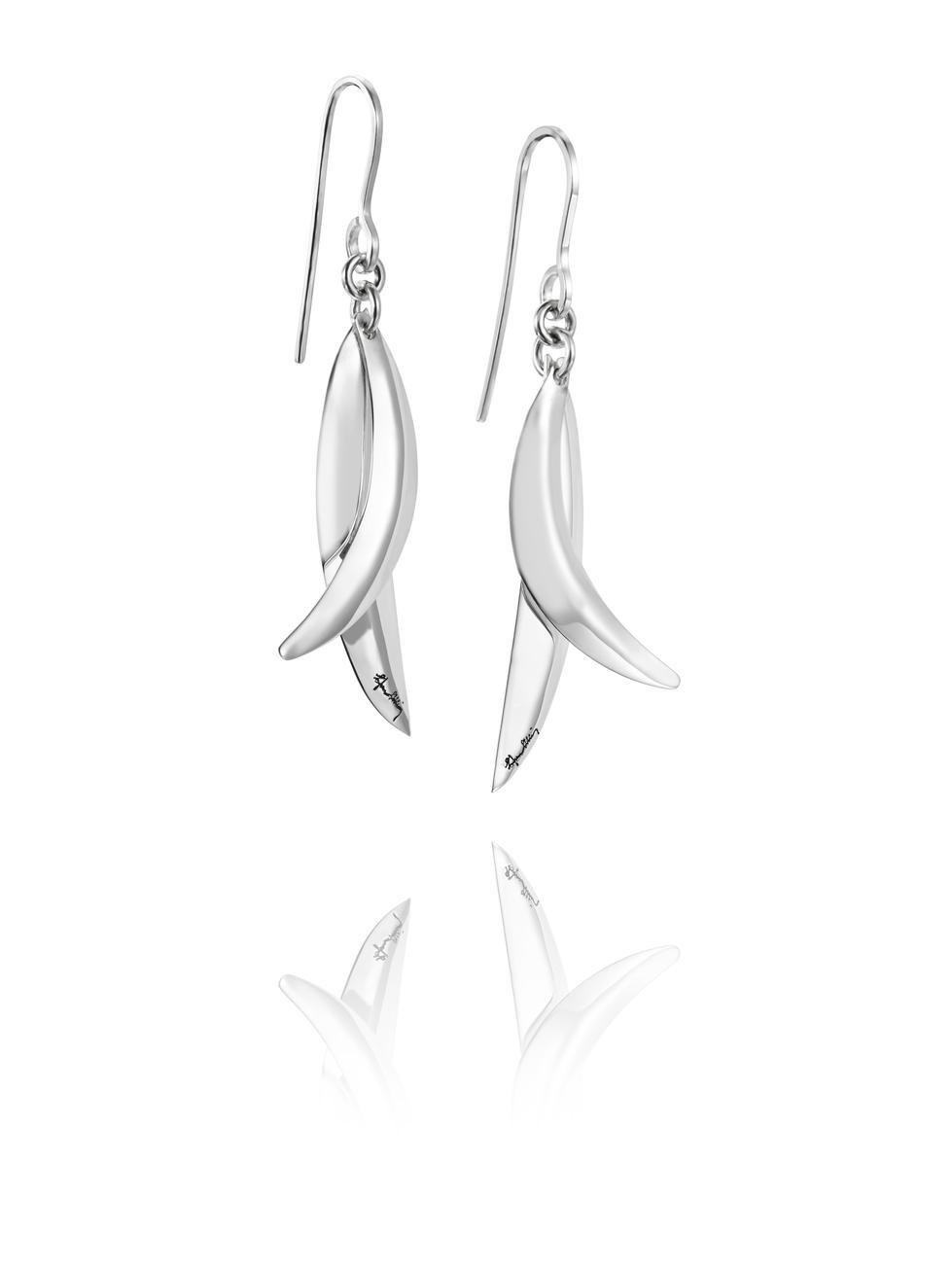 Little Lovely Leaves Earrings 12-100-01211(1)