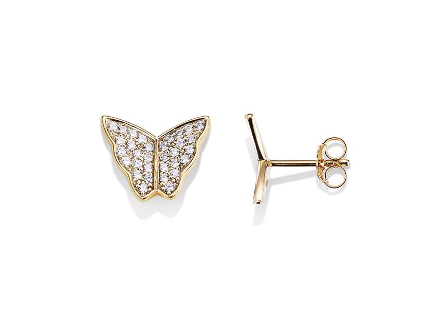 Little Miss Butterfly & Stars Ear 12-101-01012(2)