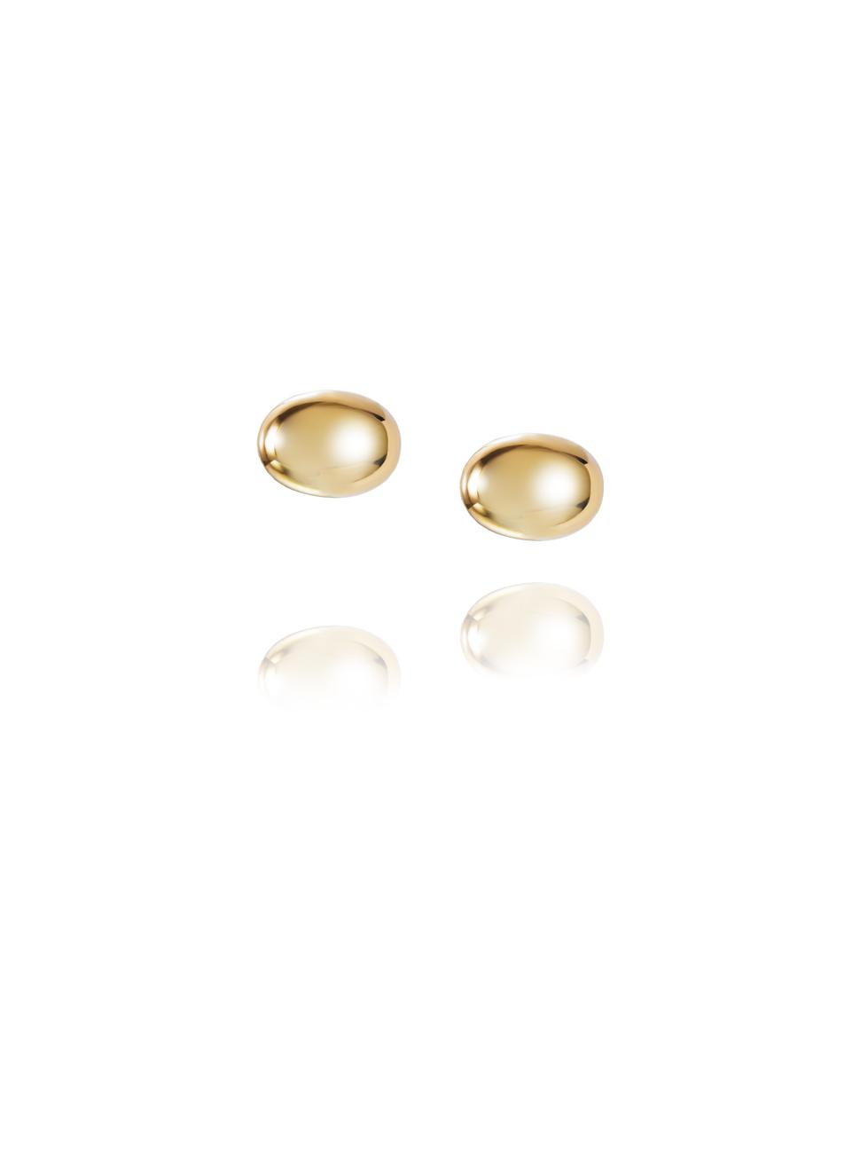 Love Bead Ear Gold 12-101-01206(1)