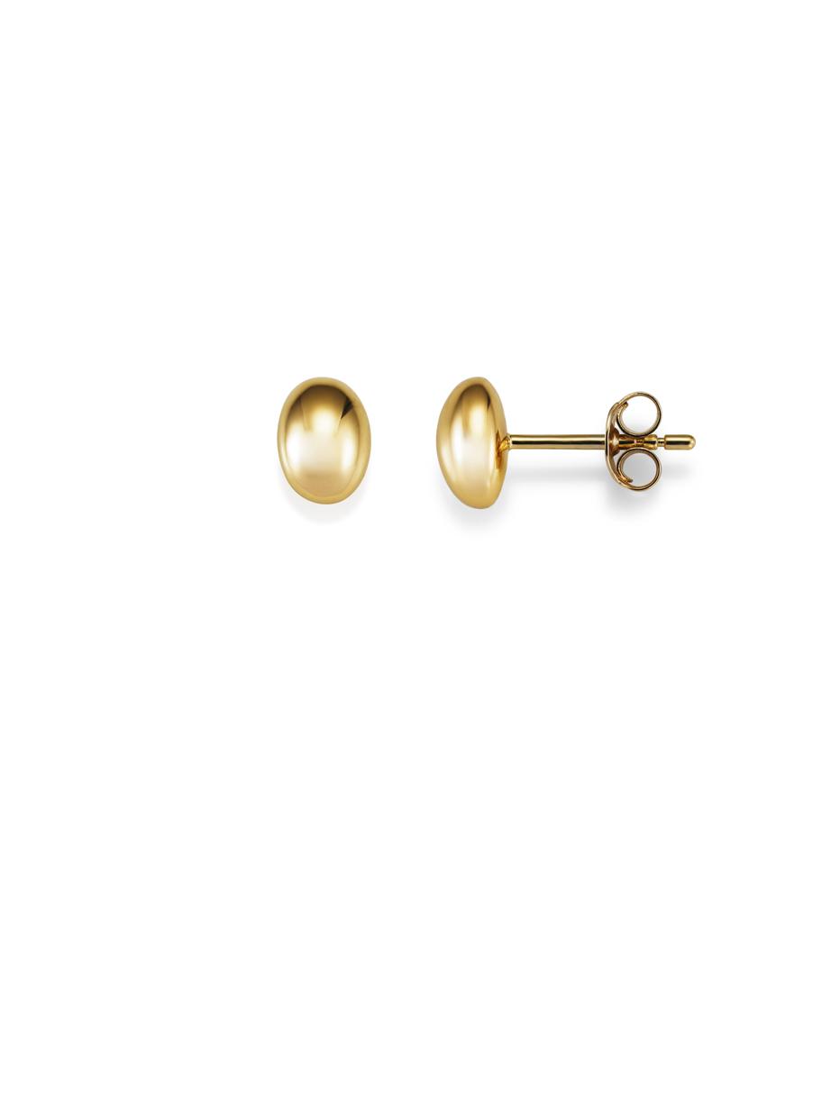 Love Bead Ear Gold 12-101-01206(2)
