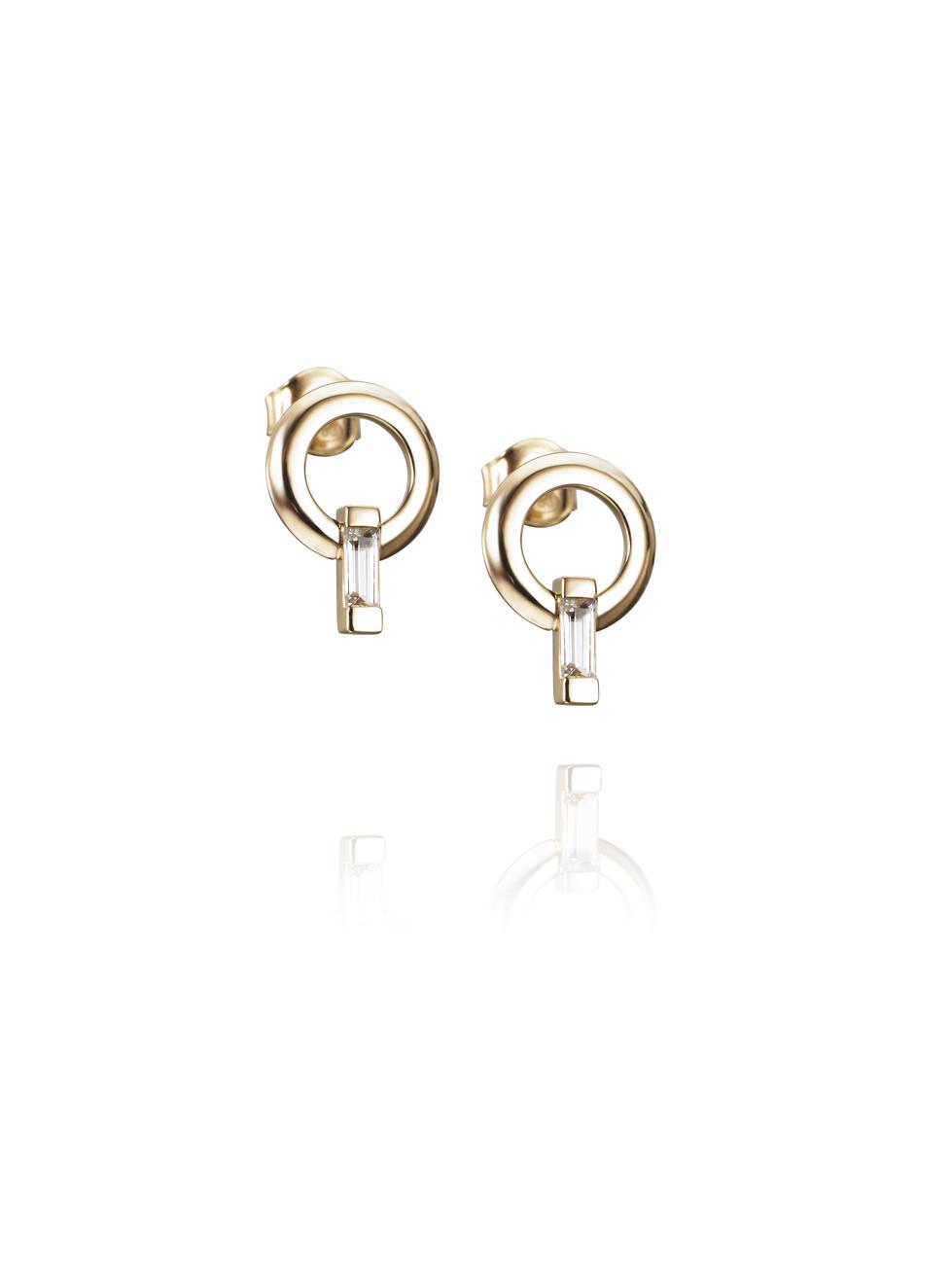 One Crystal Ear 12-101-01365(1)