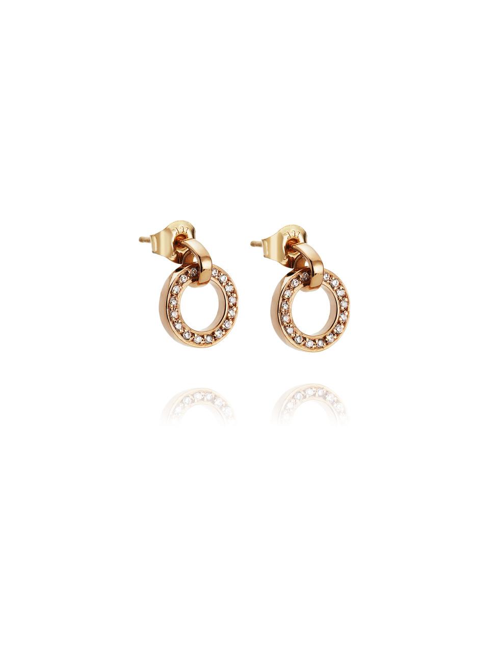 Ring Around & Stars Earrings 12-101-00554(1)