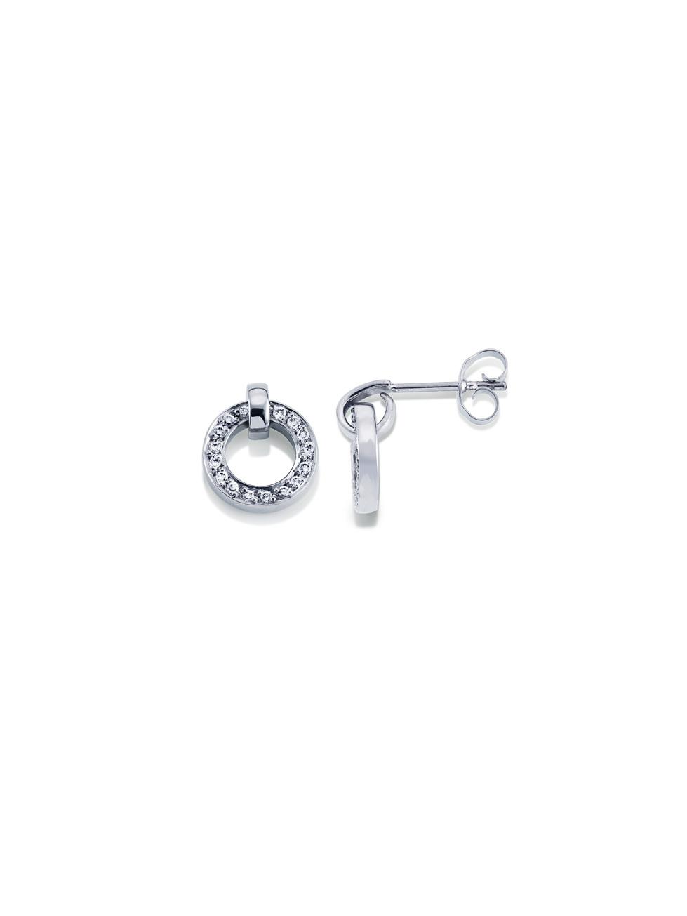 Ring Around & Stars Earrings 12-102-00554(2)