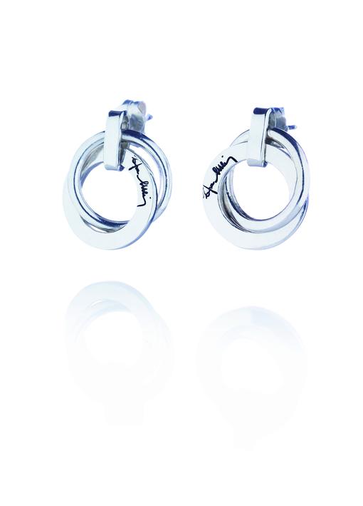 Twosome Earrings 12-100-00526(2)