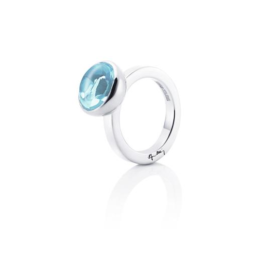Love Bead Grande Ring - Topaz 13-100-00445(1)
