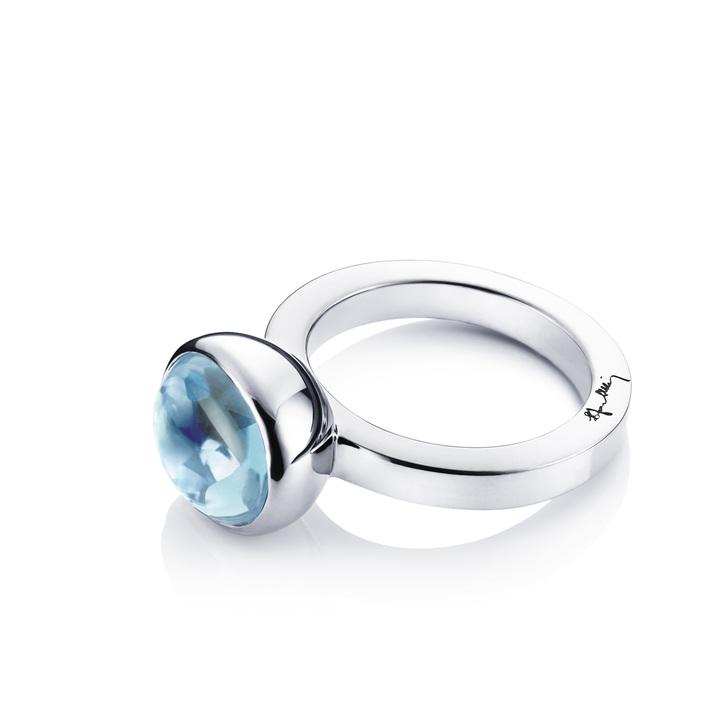 Love Bead Grande Ring - Topaz 13-100-00445(2)