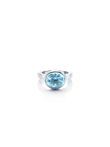 Love Bead Grande Ring - Topaz 13-100-00445(3)