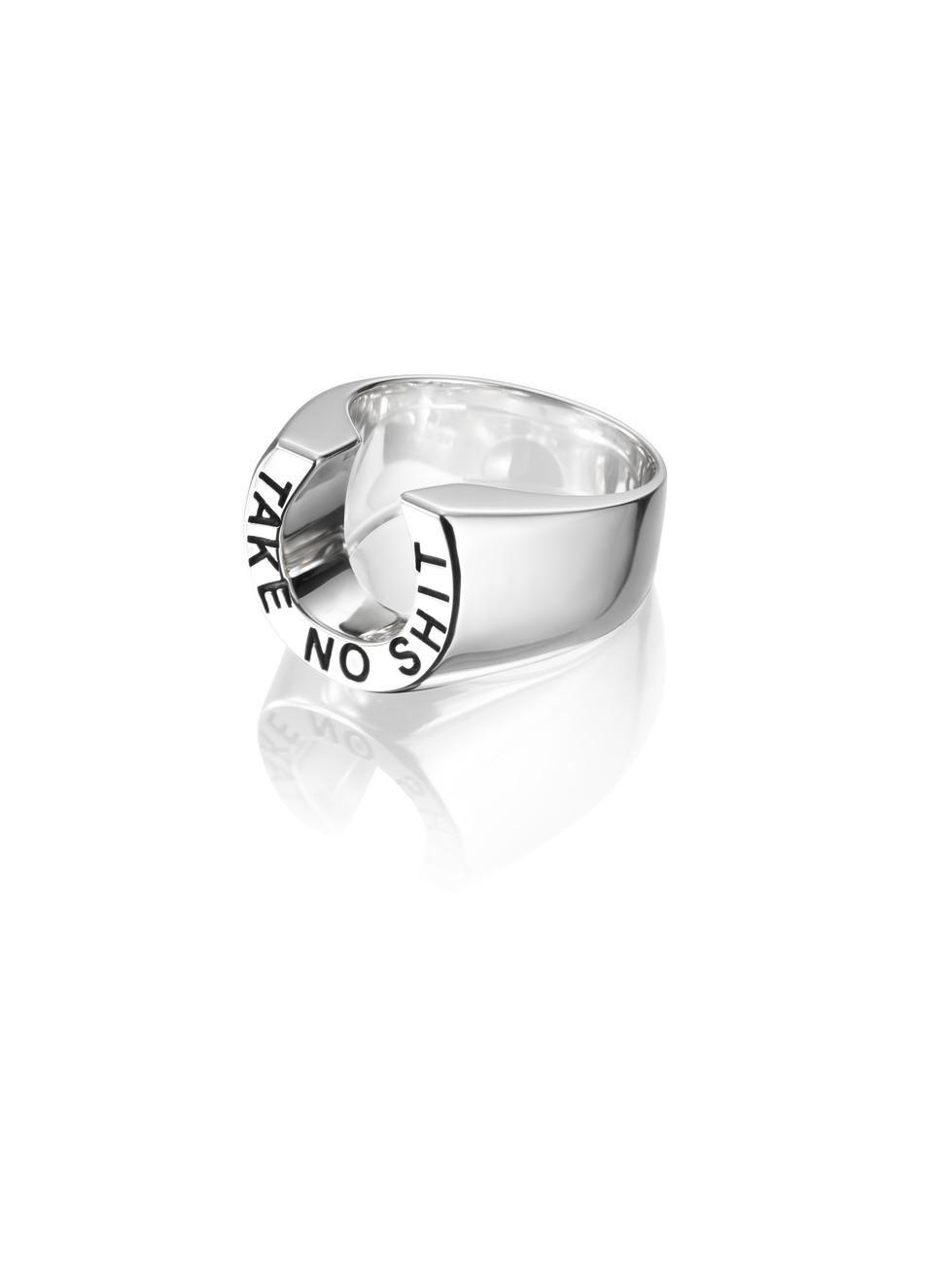 Take No Shit Ring 13-100-01391(2)
